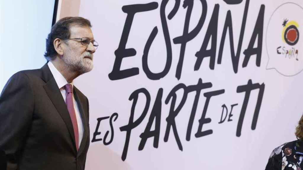 Rajoy, esta semana en Fitur.