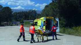 112 ambulancia