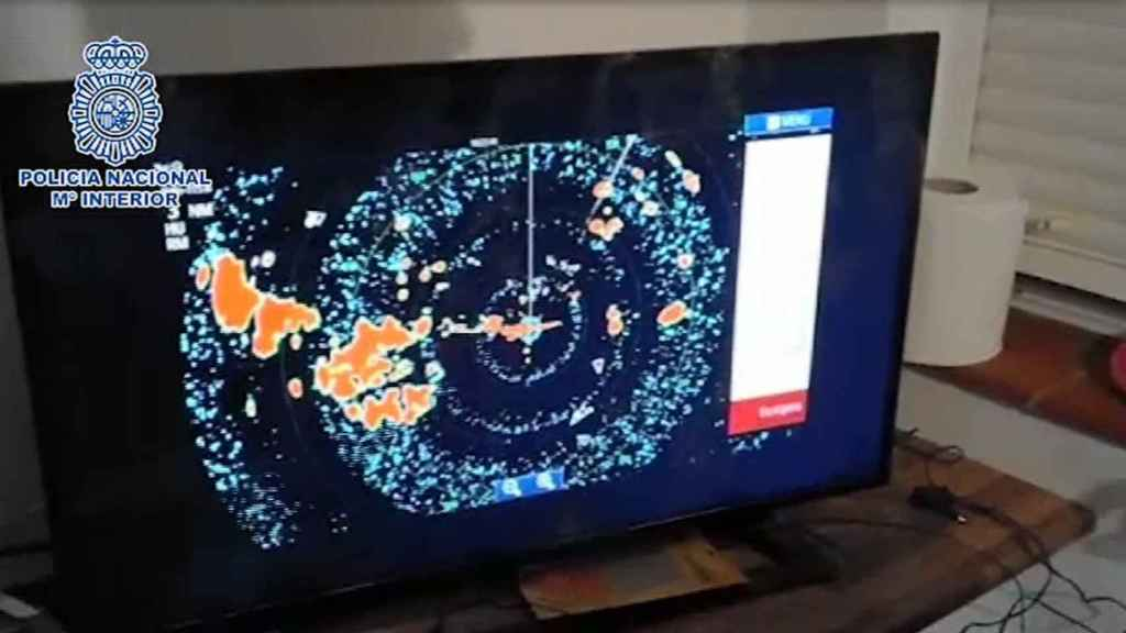 Radar de los narcotraficantes