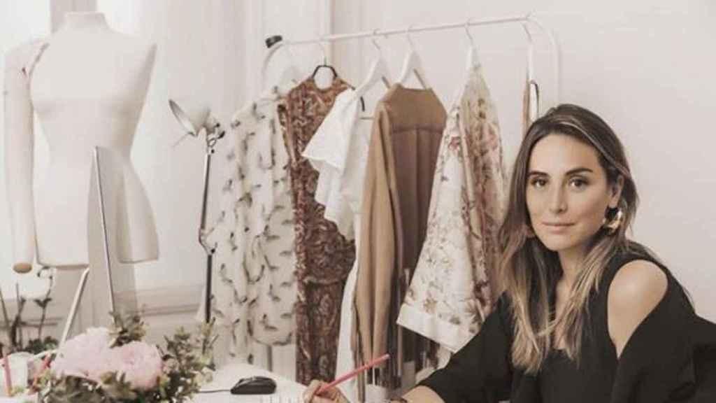 Tamara Falcó presentará en breve su colección.