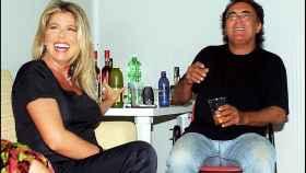Al Bano y su mujer Loredana Lecciso.