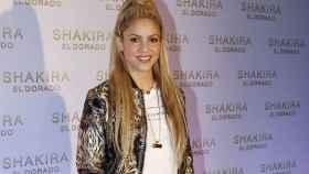 La cantante Shakira en imagen de archivo.  Gtres.