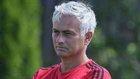 José Mourinho, técnico del United    Foto: manutd.com