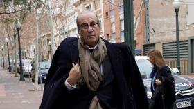 Francis Franco declara como acusado en un Juicio en Teruel.