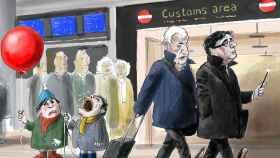 El afán de Puigdemont