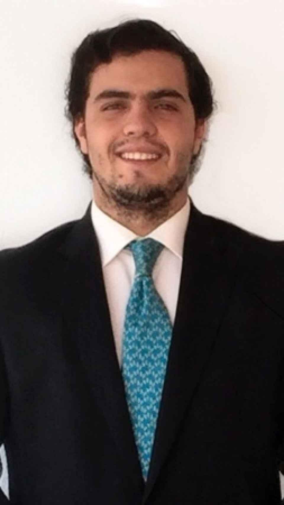 El joven jerezano Miguel Gómez Mendoza.