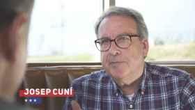 El periodista Josep Cuní.