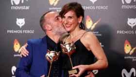 'La Zona' y 'Vergüenza' triunfan en unos Premios Feroz poco repartidos
