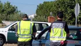 zamora policia guardia civil
