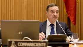 Pedro J. Ramírez, en el Congreso.
