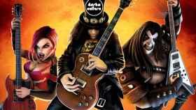 El 'Guitar Hero III: Legends of Rock' fue la tercera entrega del videojuego
