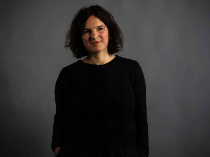 La nueva directora de CentroCentro, Soledad Gutiérrez.