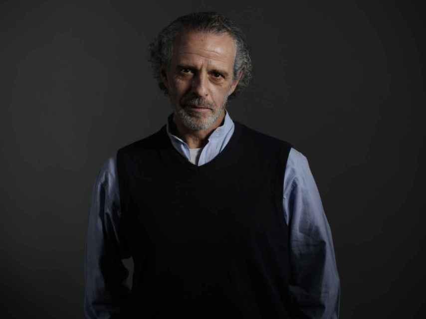Ignacio Marín, director del Teatro Fernan Gómez.