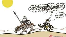 Valladolid-don-quijote-sancho-forges