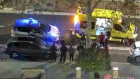 Valladolid-parquesol-accidente-moto