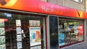 Una agencia de Halcón Viajes.
