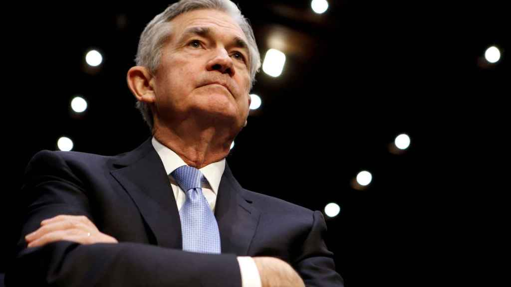 Jerome Powell, presidente de la Reserva Federal de EEUU (Fed).