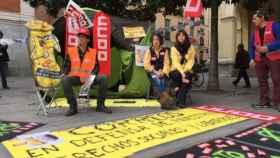 protesta correos 2