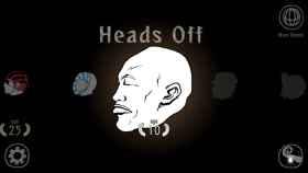 El juego más siniestro y psicodélico para Android se llama Heads Off