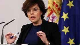 Gobierno anuncia un recurso al TC para impedir la investidura de Puigdemont