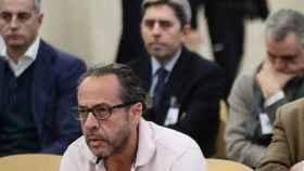 Álvaro Pérez  durante el juicio del caso Gürtel Valencia.