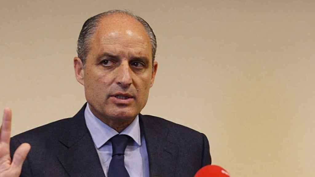 El expresidente de la Comunidad Valenciana, Francisco Camps.