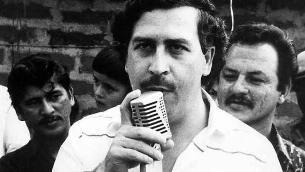 La figura de Pablo Escobar se popularizó recientemente gracias a la serie 'Narcos'