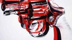La pistola de Warhol que llega al Caixaforum de Madrid, tras pasar por Barcelona.