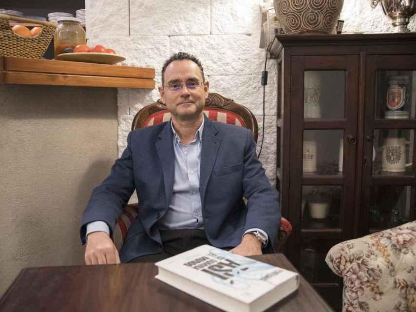 Pedro Baños, autor de `Así se domina el mundo´.