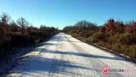 Zamora sanabria carretera nieve 6