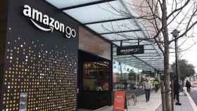 La tienda de Amazon Go en Seattle.