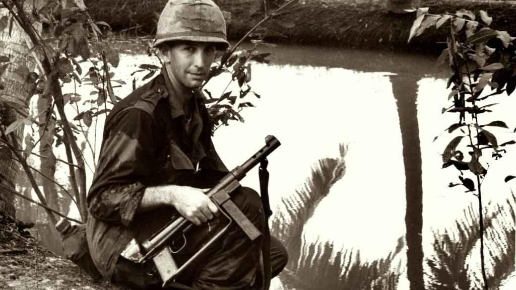Daniel Ellberg en Vietnam.