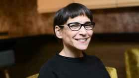 Nancy Spector, la directora artística del Museo Guggenheim.