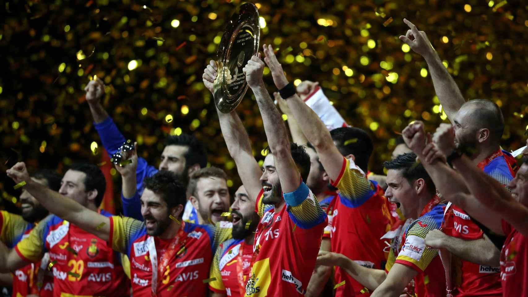 La Final Del Europeo De Balonmano Entre España Y Suecia Récord De Audiencia