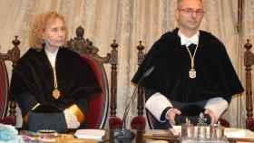 Miriam Cortes y Ricardo Rivero