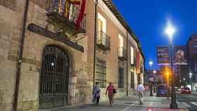 Palacio de Pimentel, Ríos de Luz, Valladolid