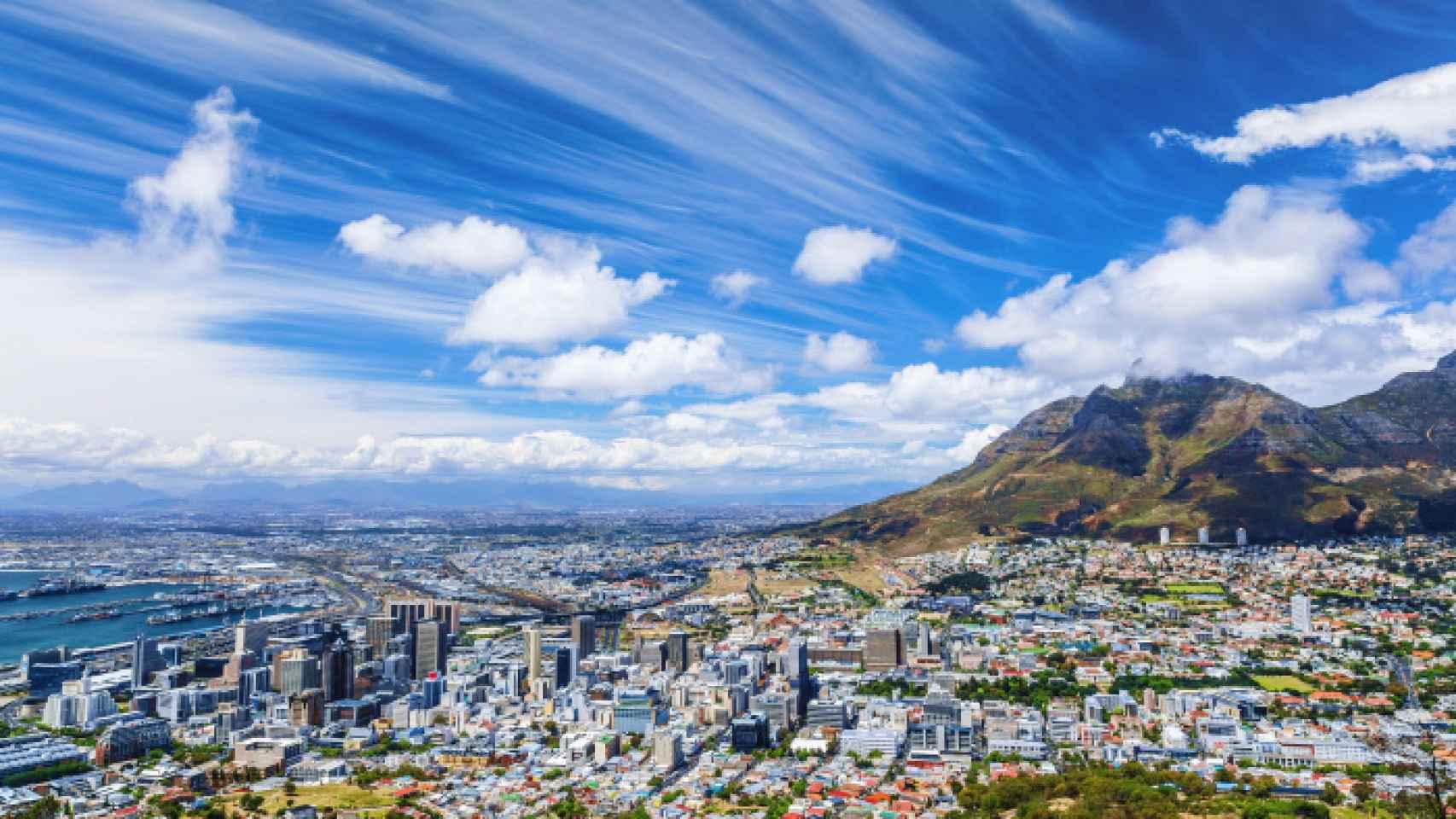 Ciudad del Cabo, primera megaurbe que se quedará sin agua: será el 12 de abril