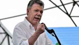 El presidente de Colombia, Juan Manuel Santos, ha suspendido el diálogo con ELN por los atentados.