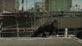 Tom Cruise se parte el tobillo en un rodaje pero acaba la escena como un jabato