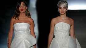 Dulceida y Laura Escanes lucen diseños de Ze García.