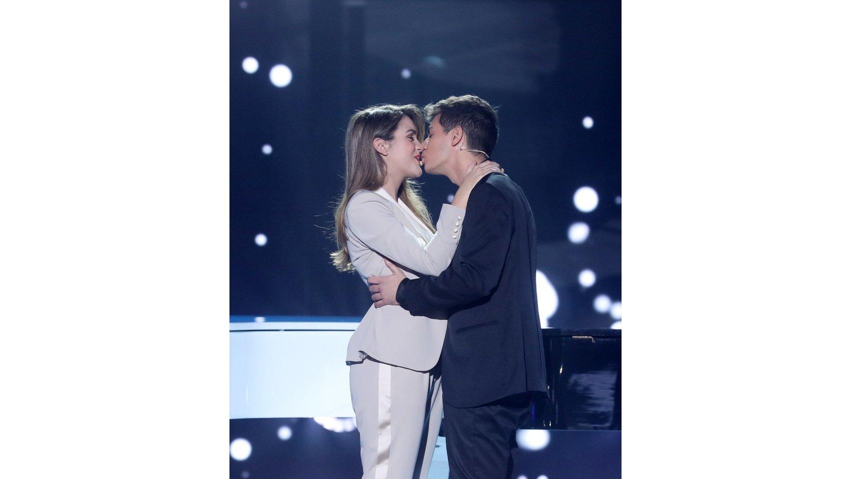 Amaia y Alfred serán los representantes de España en Eurovisión.