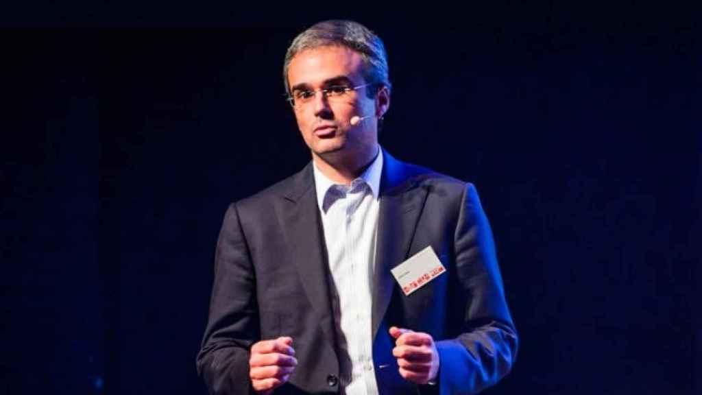 José Manuel Lara García-Píriz, primogénito del empresario y editor de Planeta José Manuel Lara Bosch.