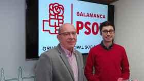 Arturo Ferreras y Jose Luis Mateos