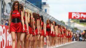 Adiós a las grid girls en la Fórmula Uno.