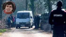 El cuerpo de Jon Bárcena no presentaba signos de violencia.