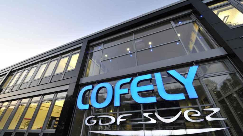 Sede de la empresa Cofely en Madrid.