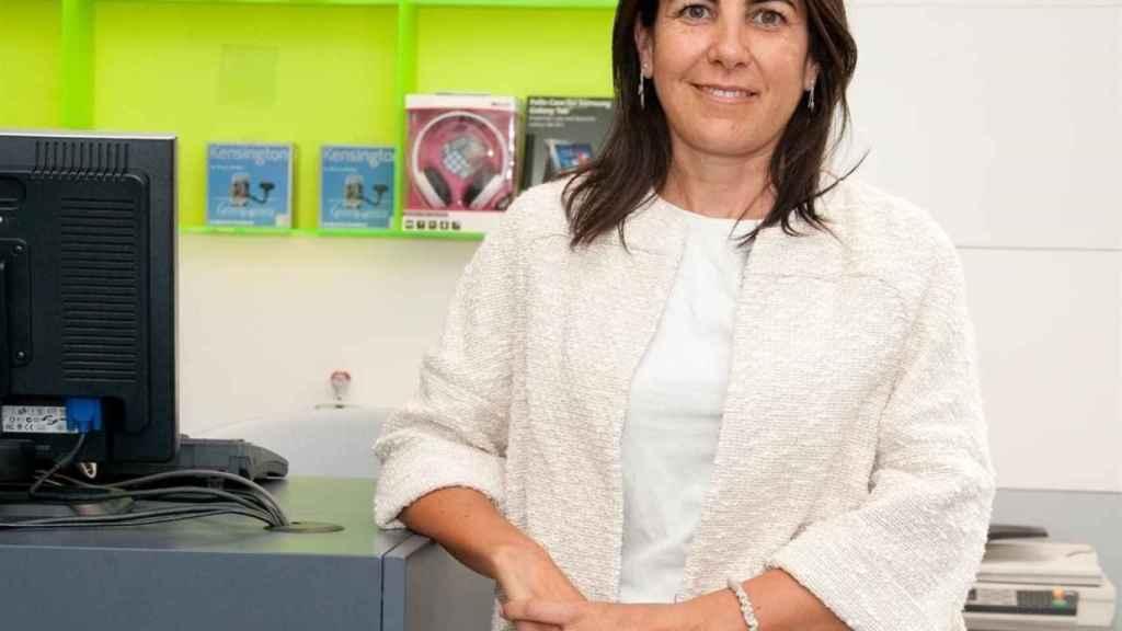 María Jesús Almazor, CEO de Telefónica España.