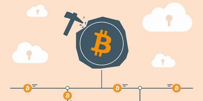 mineria bitcoin en la nube