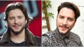 El antes y el después de Manuel Carrasco.