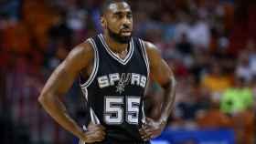 Rasual Butler, en su última temporada en la NBA.
